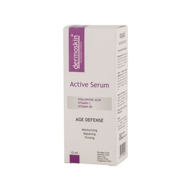 Dermoskin  Active Serum 15ml Renksiz